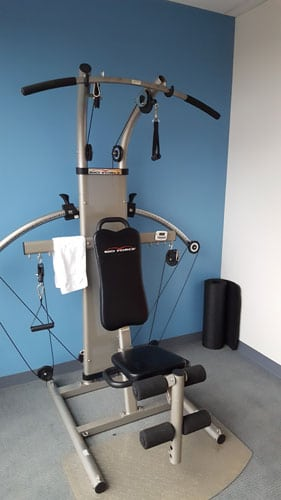 KC CORE Frisco TX exercise machine