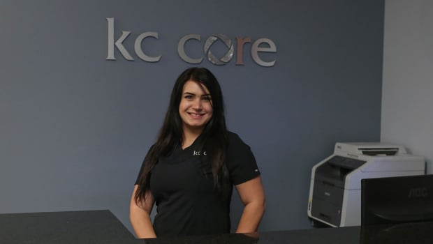 KC CORE - Overland Park Front Desk